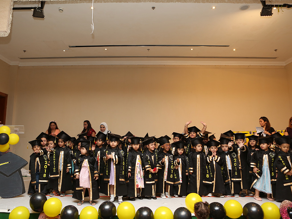 Look Up A Number >> Graduation Party | Bumble Bee Nursery | Sharjah - UAE